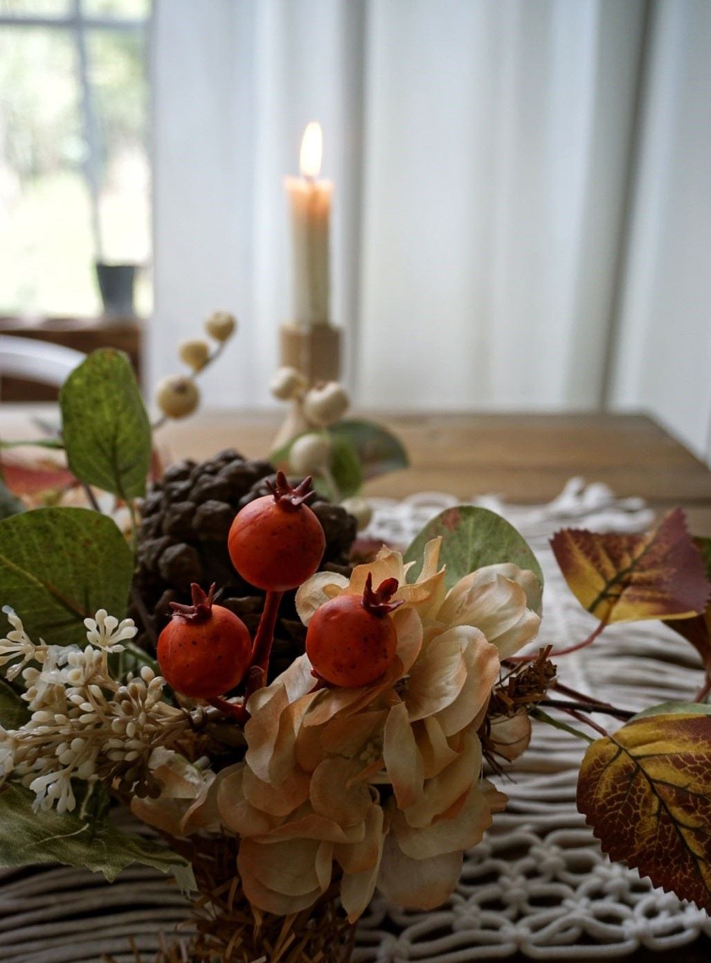 Cozy Fall Decor With A Modern Eclectic Touch Bees N Burlap